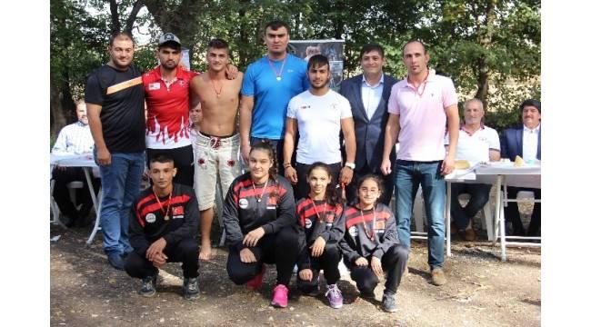 Şahi Spor'dan görkemli sezon açılışı