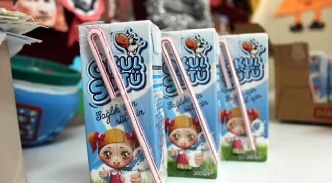 Şanlıurfa, 95 milyon 711 bin 664 paket süt alacak