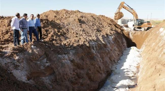 Şanlıurfa Arıtma Tesisinde altı yapı planlandı