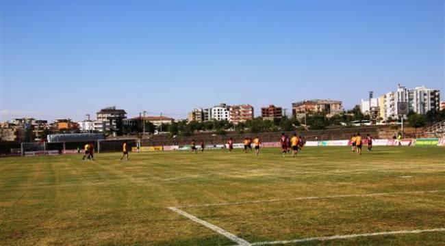 Şanlıurfa Belediye Spor'un hedefi Bal Ligi