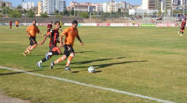 Şanlıurfa Büyükşehir 2-1 galip