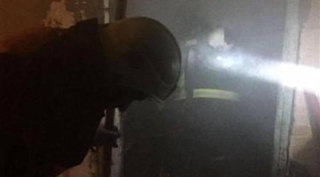 Şanlıurfa'da 1 ev yandı