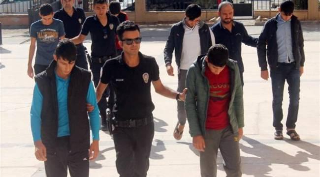 Şanlıurfa'da 3 PKK'lı tutuklandı