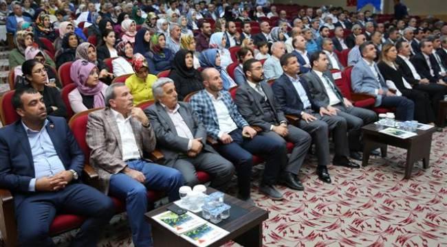 Şanlıurfa'da AK Parti Danışma toplantısı