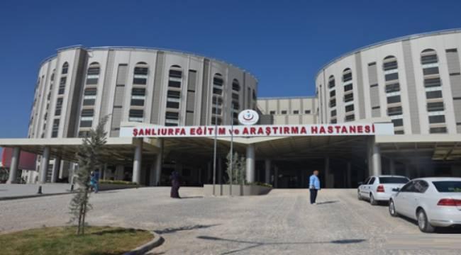 Şanlıurfa'da binlerce hasta başka hastaneye gitti