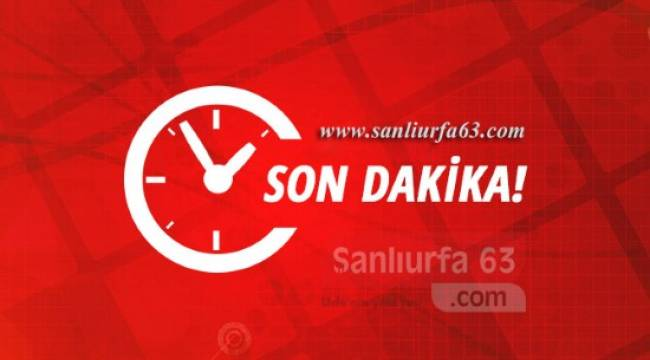 Şanlıurfa'da bomba paniği
