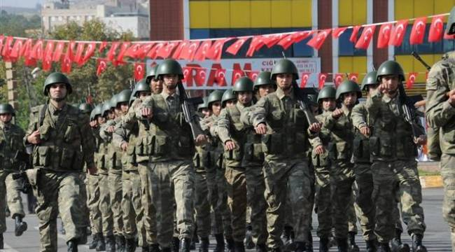 Şanlıurfa'da Cumhuriyet Bayramı kutlamaları