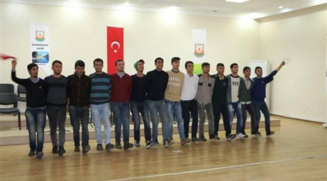 Şanlıurfa'da halk oyunları kursu açıldı