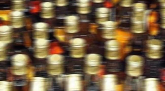 Şanlıurfa'da kaçak içki operasyonu