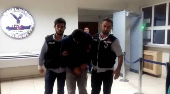 Şanlıurfa'da katil zanlısı yakalandı