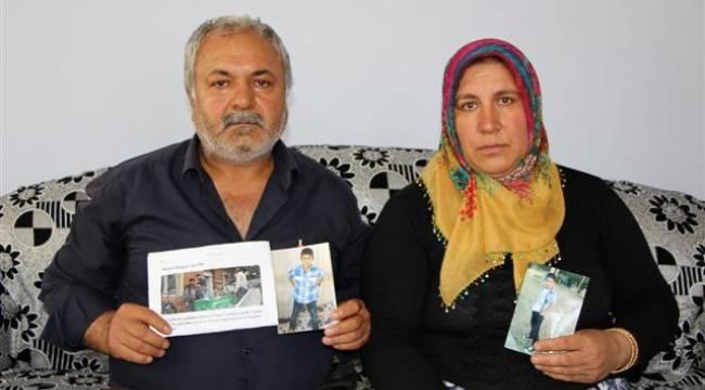 Şanlıurfa'da ölen çocuğun ailesi adalet istiyor