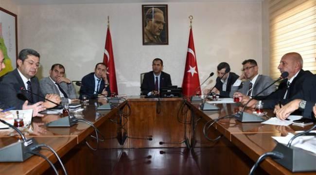 Şanlıurfa'da resmi kurumlar turizm için toplandı