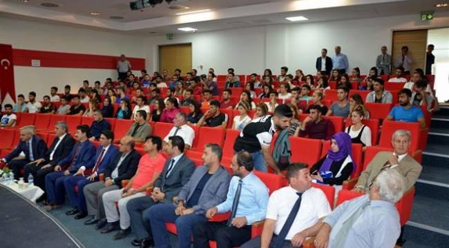 Şanlıurfa'da Spor Yüksekokulu Öğretime başladı