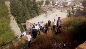 Şanlıurfa'da toplu intihar tehdidi