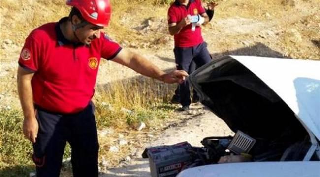 Şanlıurfa'da yaralamalı trafik kazası