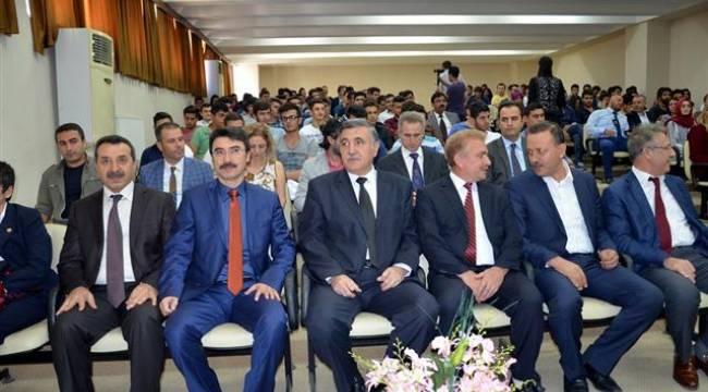 Şanlıurfa'da Veteriner Fakültesi Öğretime başladı