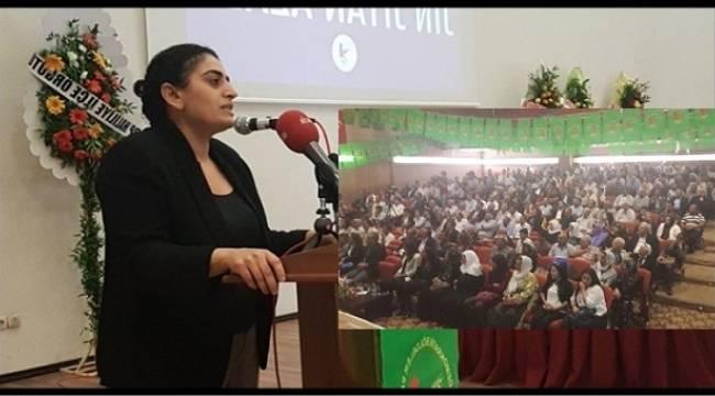Şanlıurfa DBP eş Başkanı Yasemin Kılıç gözaltına alındı