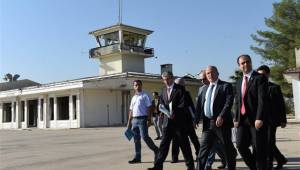 Şanlıurfa Eski Havaalanı masaya yatırıldı