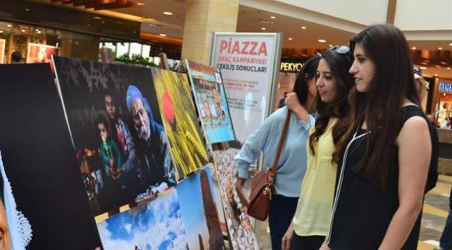 Şanlıurfa Piazza'dan sanata destek