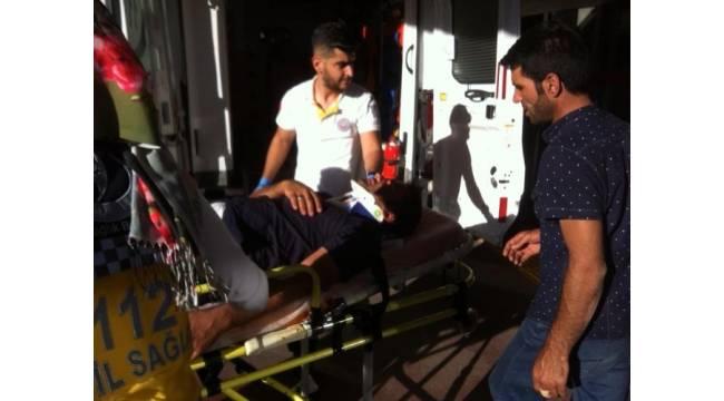 Şanlıurfa'da alacak verecek kavgası: 2 yaralı