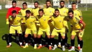 Şehit Kamil Urfa'da 3 Puan ile dönüyor