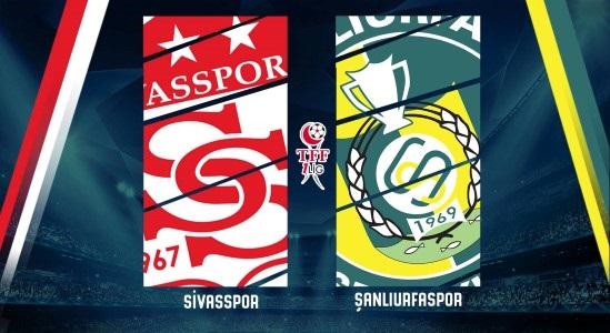 Sivasspor 2 - 0 Şanlıurfaspor