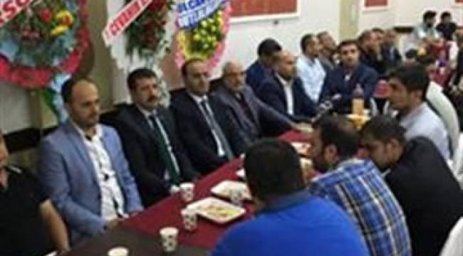 Siyasetçiler Şanlıurfa'da Nikah'ta buluştu