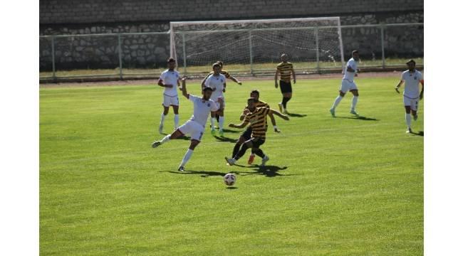 Elaziz Belediyespor 3 puanı 3 golle aldı