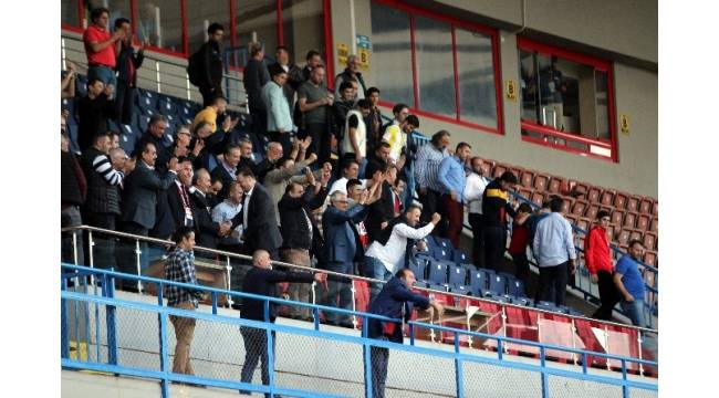 Gaziantep 1- Bursaspor 1