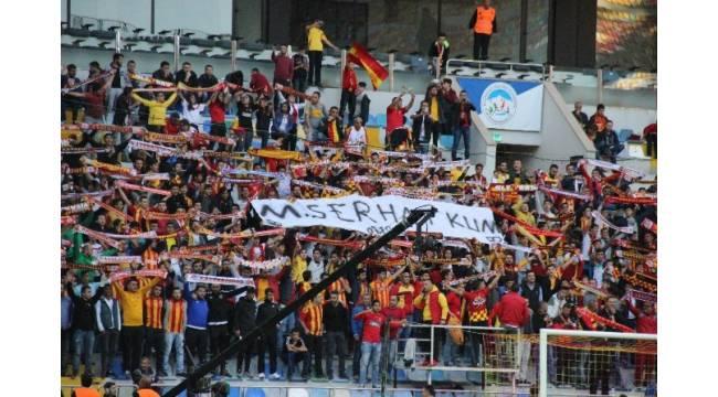 Gençlerbirliği Galatasaray'ı ağırlıyor