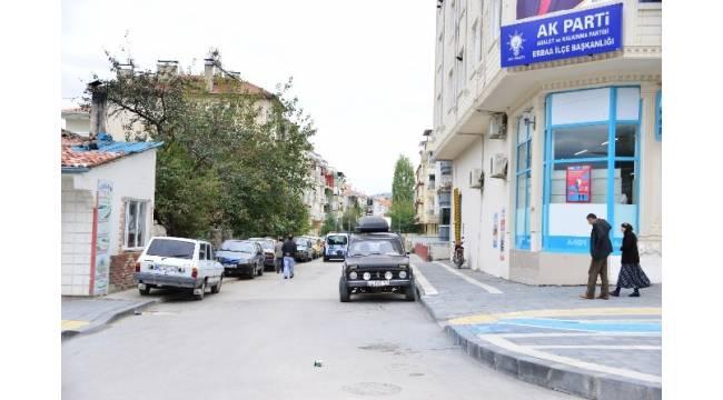 Şüpheli araç Erbaa polisini alarma geçirdi