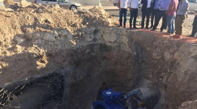ŞUSKİ'den Şanlıurfa'da su kesintisi uyarısı