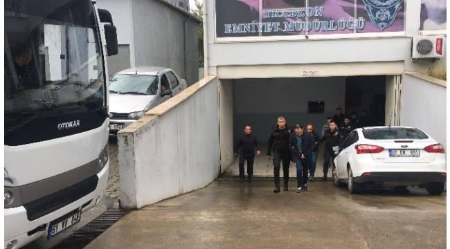 Trabzon eski Sahil Güvenlik Komutanı ile 4 asker tutuklandı