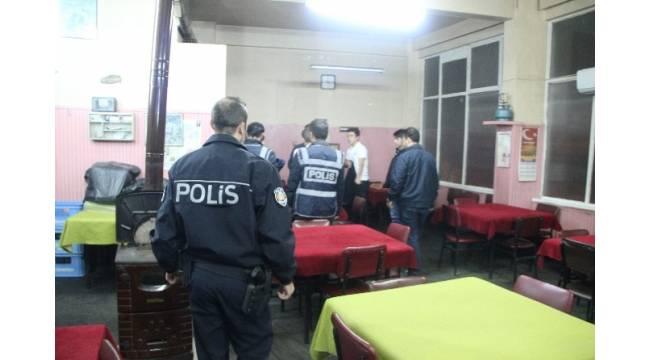 "Trabzon'da ""huzur 61"" operasyonu"