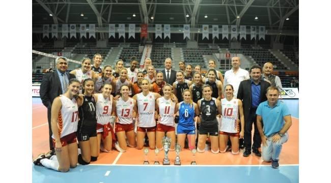 TSYD Turnuvası Şampiyonu Galatasaray