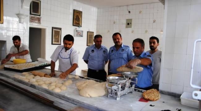 Urfa'da fırın denetimleri sıklaştı