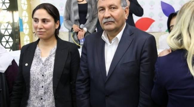 HDP Şanlıurfa İl Eş Başkanı gözaltına alındı