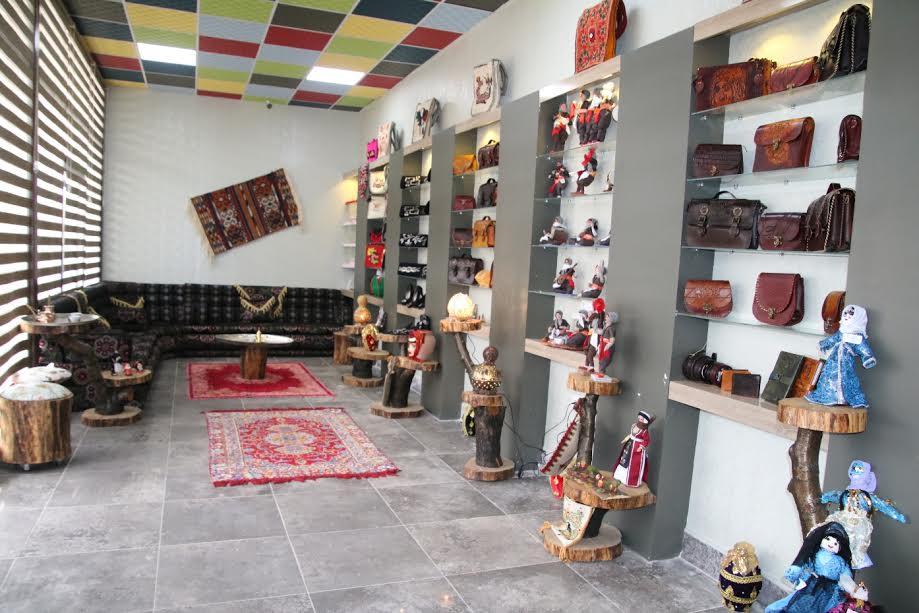 Urfa'da Kadınlar için Çarşı kuruldu