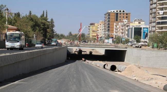 Urfa'da Köprülü Kavşaklara 15 Temmuz ismi
