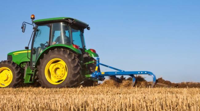Urfa'da Traktör sayısı arttı