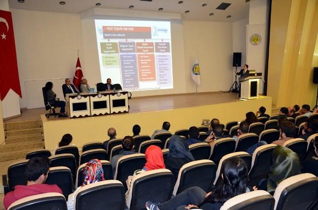 Urfa'nın kalkınma sürecine destek paneli