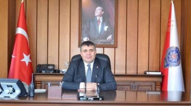 Urfa'nın yeni Emniyet Müdürü Veysal Tipoğlu