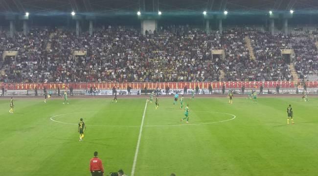 Urfaspor 1-Yeni Malatyaspor 2
