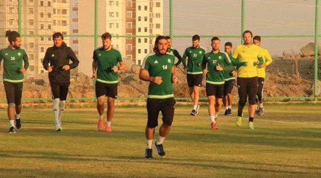 Urfaspor'da Malatya hazırlıkları başladı