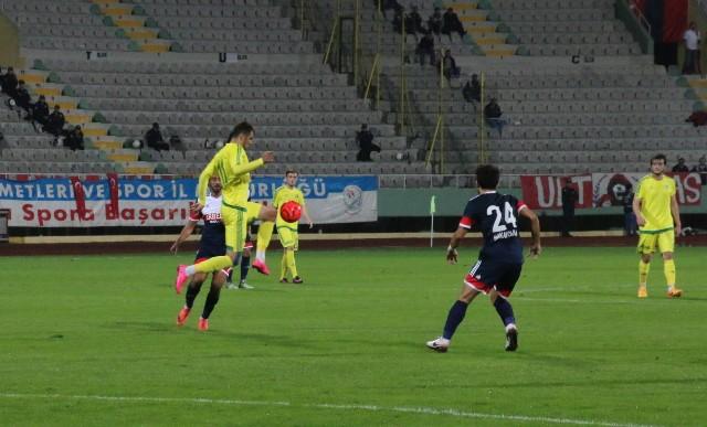 Urfaspor sahasında 2 Puan daha kaybetti