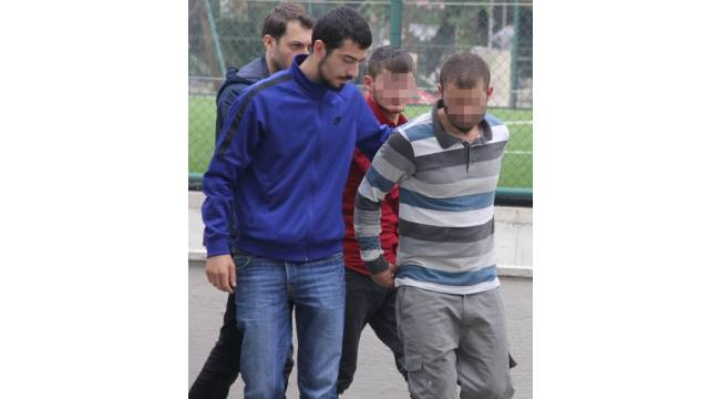 Uyuşturucu ile yakalanan kardeşler tutuklandı