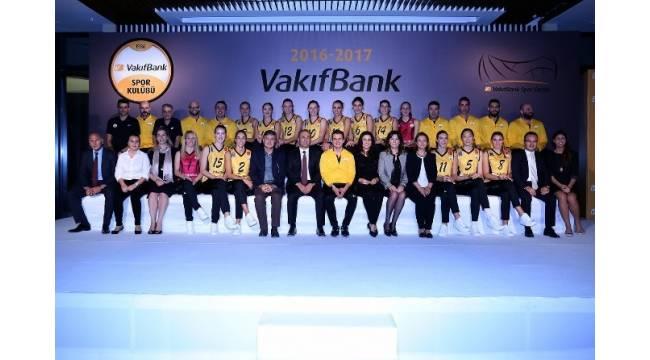 VakıfBank yeni sezon açılışını yaptı
