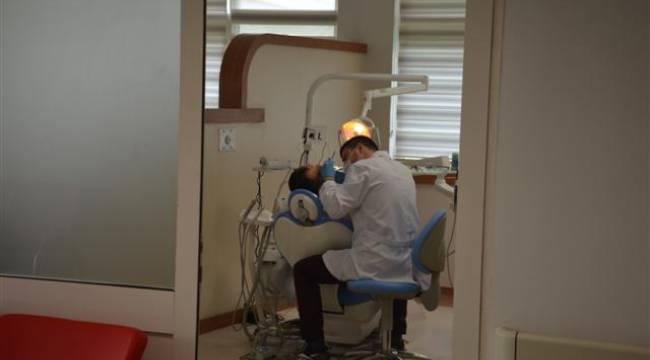 Viranşehir'de diş hekimlerine gece nöbeti