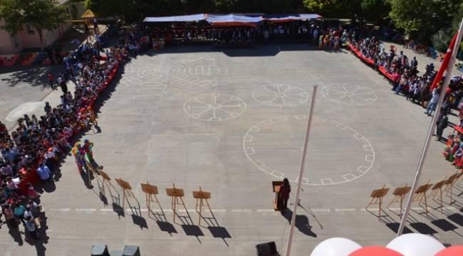 Viranşehir'de İlköğretim Haftası etkinliklerle kutlandı