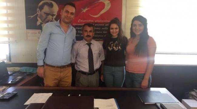Viranşehir Sakarya ilköğretimin başarısı